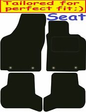 Seat Leon Tailored car mats ** Deluxe Quality ** 2009 2008 2007 2006 2005