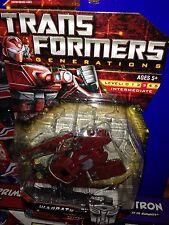 Transformers Universe Classics G1 Warpath Generations Misb New