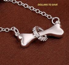 Silver Plated Collar Costume Necklaces & Pendants