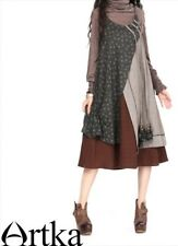 NWT Artka Sahara Collection Dress Size M Boho Hippie Mori Kei Style
