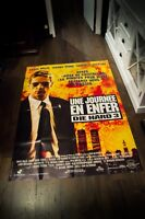 DIE HARD 3 WITH A VENGEANCE C 4x6 ft French Grande Movie Poster Original 1995