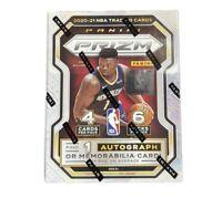 Panini Prizm 2020-21 NBA Basketball Blaster Box Factory Sealed