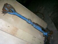 VINTAGE FORDSON  MAJOR DIESEL TRACTOR - 3 POINT LIFT LINK  -LH - AS - IS