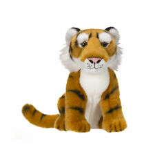 """OFFICIAL DAVID ATTENBOROUGH BBC PLANET EARTH BENGAL TIGER 12"""" PLUSH SOFT TOY"""