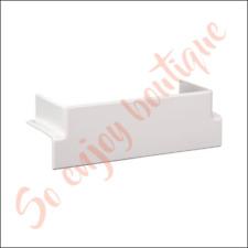 SCHNEIDER ISM10308P - Té de dérivation pour goulotte PVC Optiline 45