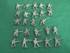 WARGAMES FOUNDRY  25mm WW1 BRITISH,GERMAN & FRENCH INFANTRY X 24 NEW AND UNUSED