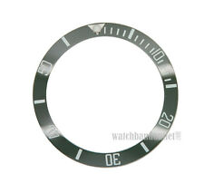 High Quality Green Ceramic Bezel Insert made for Rolex Submariner