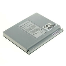 "Akku accu Batterie battery für Apple MacBook Pro 15"" (2006-2008) - silber"