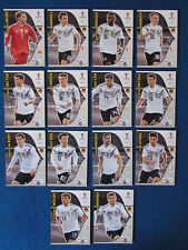 Panini Adrenalyn XL World Cup Russia 2018 - Lot of 14 - Germany