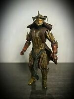 """Lord of The Rings Two Towers EASTERLING SOLDIER 7"""" Action Figure TOYBIZ MARVEL"""