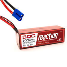 Dynamite Reaction 14.8v 5000mah 4S 50C LiPo RC Battery EC5 : Losi & Pro Boat