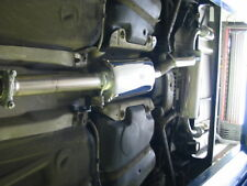 AUDI A3 A4 A6 A8 S3 EXHAUST STAINLESS STEEL bespoke LEEDS S4 S6