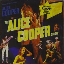 ALICE COOPER 'THE ALICE COOPER SHOW' GERMAN IMPORT LP