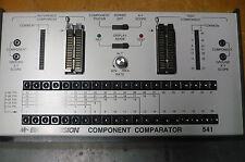 bk precision    component comparator 541