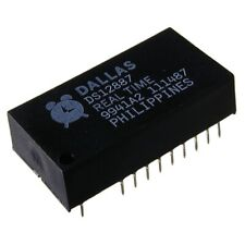 DS12887A RTC Realtime-Clock Multiplex Bus UL DIP24