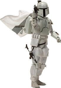 "STAR WARS Episode V Empire Strikes Back BOBA FETT 1:6 Scale 12"" Figure SIDESHOW"