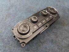Mercedes-Benz CLK (C209) 270 CDI Operating Element, Air Conditioning Air