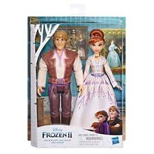 Hasbro Anna And Kristoff Disney Frozen 2 Dolls