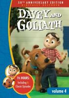 Davey and Goliath, Volume 4 (DVD, 2010, 50th Anniversary Edition) *FREE Ship*