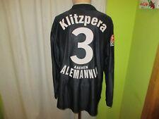 Alemannia Aachen Nike Langarm Matchworn Trikot 02/03+ Nr.3 Klitzpera Gr.XL