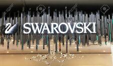 STOCK LOTTO lot 8000 pcs SWAROVSKI ELEMENTS ORIGINALI colori misti 4 7 8 10 12mm
