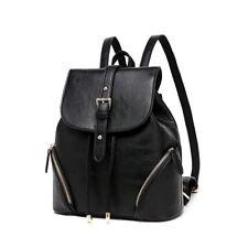 Vintage Women Backpack Designer Korean Ladies Girls Bag Travel School Bags