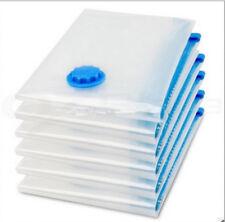 GRANDE Sottovuoto Sacchetti salvaspazio sacchi compresso - 80 x 100 cm