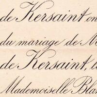 Raoul De Coetnenpren De Kersaint 1880 De Mailly-Nesle