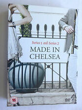 Made In Chelsea - Series 1-2 - Complete DVD, 2012, 4-Disc Set Box Set FAST POST