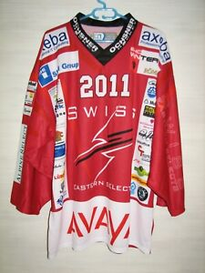 SWISS 2011 EASTERN SELECTS SHIRT OCHSNER HOCKEY JERSEY SIZE XL