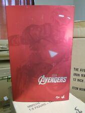 Hot Toys Movie Masterpiece Iron Man Mark VI MMS171 Sideshow 1/6 Promo edition!!!