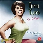 Timi Yuro - I'm So Hurt (Her First Four Albums & More, 2013)
