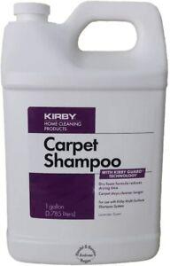 Genuine Kirby Dry Foam Carpet Shampoo (1 U.S. Gallon)