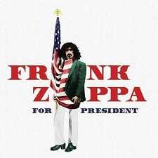 ZAPPA FRANK - FOR PRESIDENT -  CD NUOVO SIGILLATO