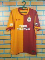 Galatasaray S.K BNWT FC Home Football Soccer Jersey Shirt 17//18
