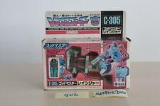Transformers Japanese G1 C-305 Ranger MIB Complete Powermaster Joyride