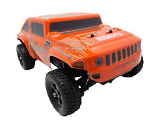 MONSTER TRUCK HAMMER ELETTRICO RC-370 RADIO 2.4GHZ 1/18 RTR 4WD HIMOTO E18HM O
