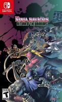 The Ninja Saviors: Return of the Warriors Nintendo Switch Brand New