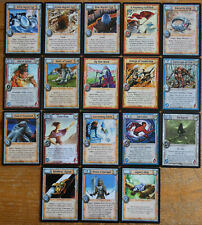 Warlord Saga Of The Storm CCG Promo's Part 1/2 TCG
