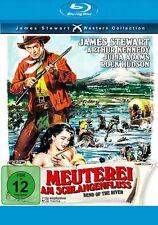 Meuterei am Schlangenfluss - James Stewart - Rock Hudson - Blu-ray