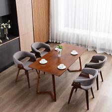Hallo Home® Armlehnstuhl Esszimmerstühle 2er Set Küchenstuhl Wohnzimmerstuhl