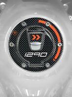 ADESIVO TAPPO SERBATOIO gel 3D per MOTO compatibile KTM 1290 keyless elettronico