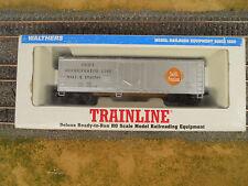 HO SCALE WALTHERS SWIFT 40' PLUG DOOR REEFER RTR O/B