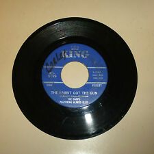 FUNK 45RPM RECORD - THE DAPPS FEATURING ALFRED ELLIS - KING 6169 - LISTEN