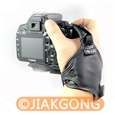 JJC Leather Hand Strap Grip for CANON SONY PENTAX NIKON