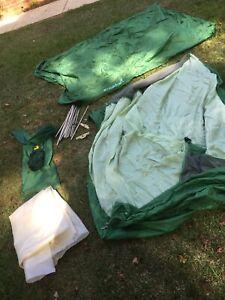 Eureka Timberline 2 Man Tent Very Rare Edition.. Free Shipping