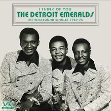 The Detroit Emeralds - I Think Of You - The Westbound Singles 1969-75 CDSEWD 160