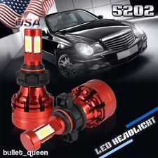 5202 LED Fog Light for Chevrolet Silverado 1500 2007-2015 White 6000K 300000LM
