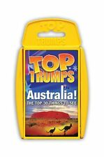 Top TRUMPS Australia - Top 30 Things to See