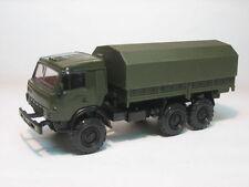 Kamaz 43101-028 Russian Army Khaki 6X6 military truck 1:43 scale